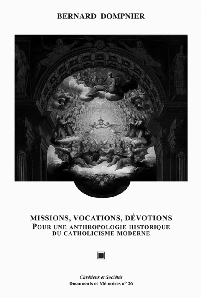 Couverture de Missions, vocations, dévotions